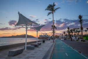 El malecón de Mazatlán es el más bonito del mundo