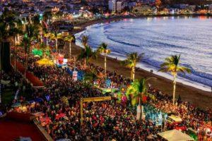 Del 20 al 25 de febrero llegará el Carnaval Internacional de Mazatlán