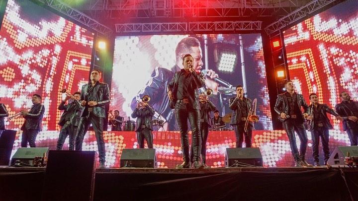 Banda Los Recoditos informa el elenco que los acompañarán en el Carnaval de Mazatlán