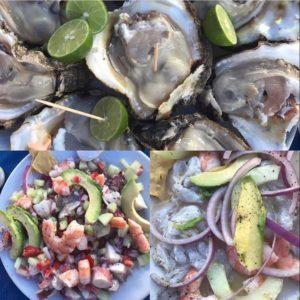 Fotos que demuestran que en Mazatlán se comen los mejores mariscos