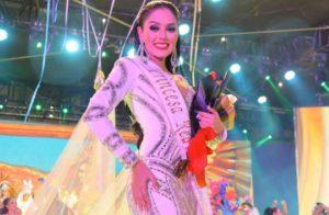 Princesa Real de Mazatlán a Coordinadora Estatal de Mexicana Universal