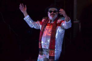 Video. Así fue el #RamitodeVioletasChallenge de Su Majestad Mi Banda el Mexicano