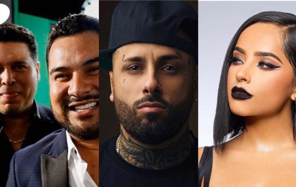 """Becky G, Nicky Jam y Banda MS en serán parte """"Somos Musik"""" en Mazatlán, aquí los detalles"""