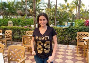 Celia Lora denuncia que fue agredida en hotel de Mazatlán
